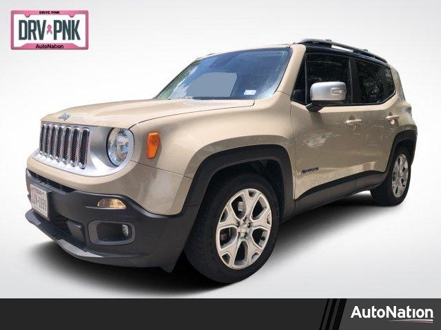 Used 2016 Jeep Renegade FWD Limited Austin, TX 78745