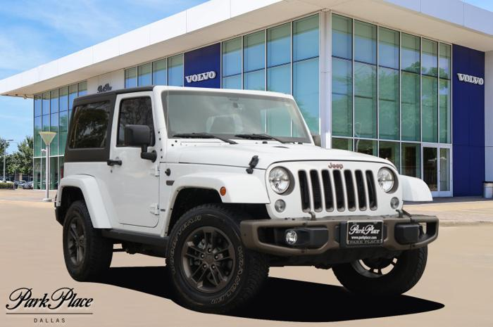 Used 2016 Jeep Wrangler 4WD Sahara Dallas, TX 75209