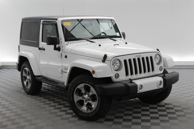 Used 2016 Jeep Wrangler 4WD Sahara SAVANNAH, GA 31406