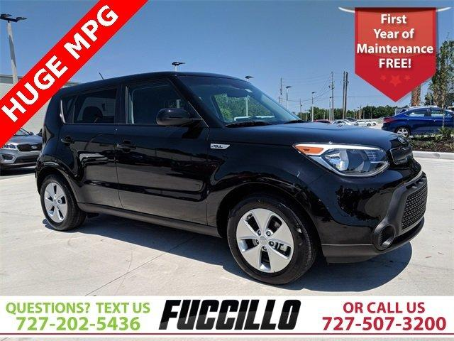 Used 2016 Kia Soul CLEARWATER, FL 33764