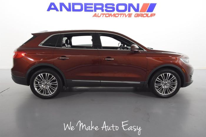 Used 2016 Lincoln MKX AWD Reserve ROCKFORD, IL 61108
