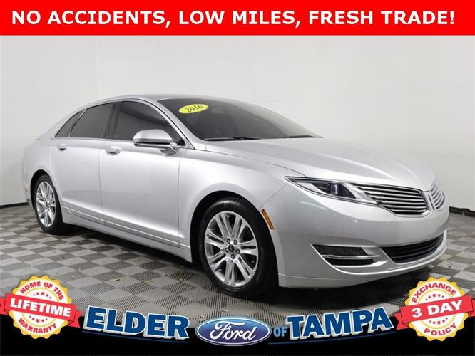 Used 2016 Lincoln MKZ Tampa, FL 33612