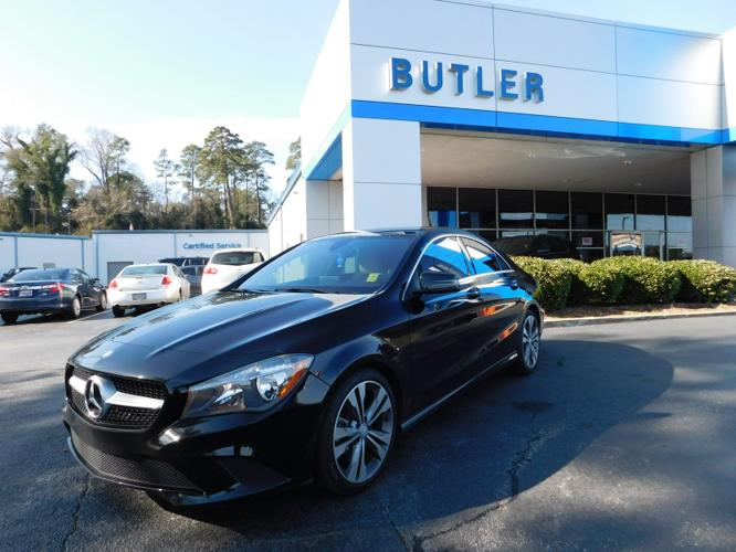 Used 2016 Mercedes-Benz CLA 250 MACON, GA 31204