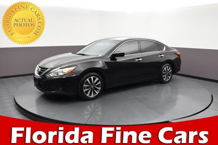 Used 2016 Nissan Altima 2.5 SV Sedan MIAMI, FL 33169