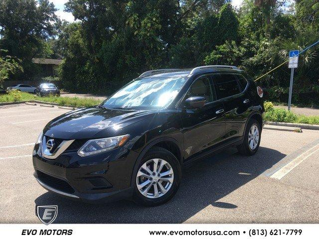 Used 2016 Nissan Rogue FWD JACKSONVILLE, FL 32277