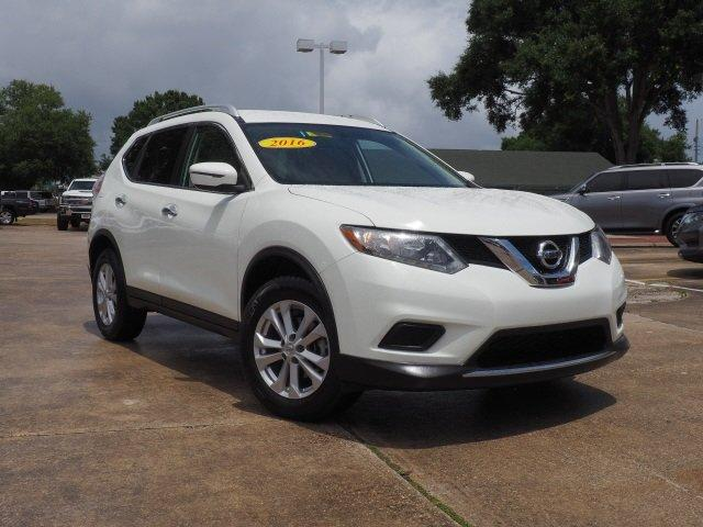 Used 2016 Nissan Rogue SV Titusville, FL 32780