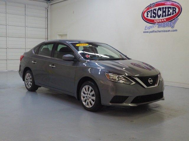 Used 2016 Nissan Sentra S Titusville, FL 32780