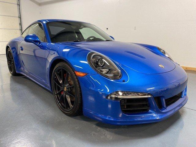 Used Porsche 911 3.8