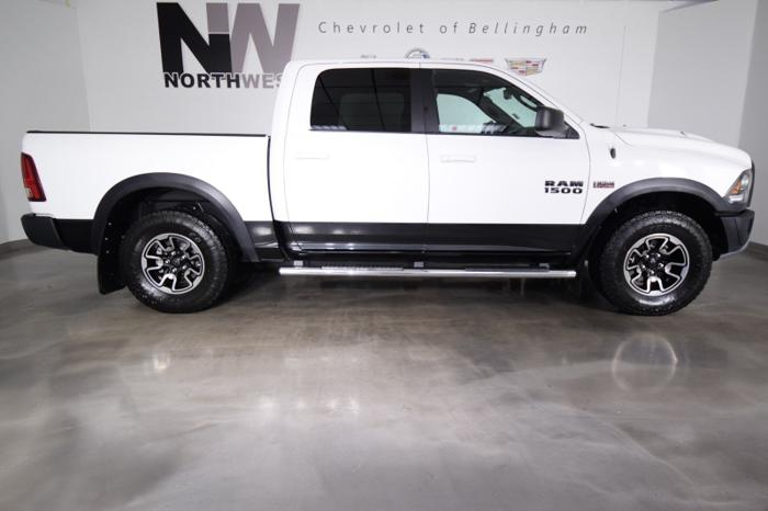 Used 2016 RAM 1500 4x4 Crew Cab Rebel BELLINGHAM, WA