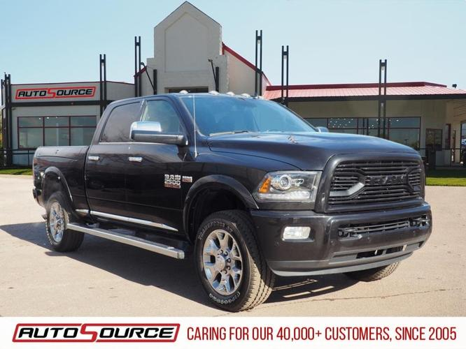 Used 2016 RAM 2500 Laramie Longhorn Colorado Springs,