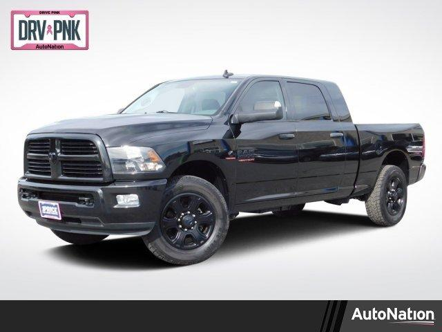 Used 2016 RAM 2500 Lone Star SPOKANE VALLEY, WA 99206