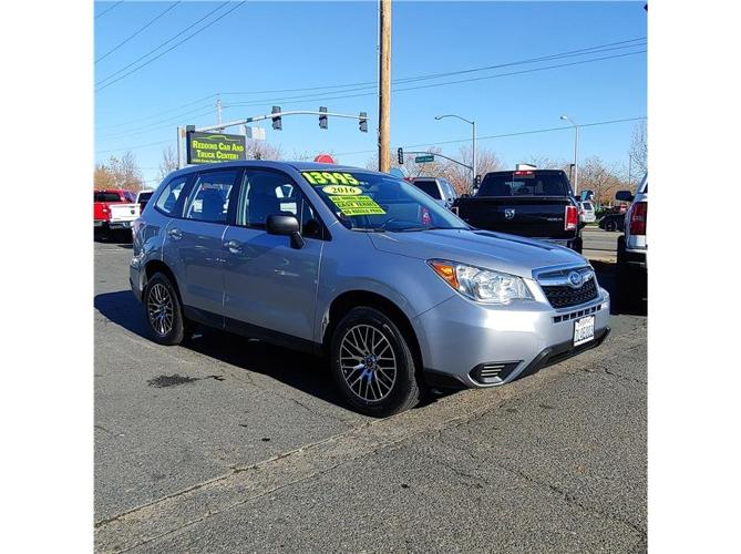 Used 2016 Subaru Forester 2.5i REDDING, CA 96002