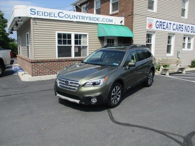 Used 2016 Subaru Outback 2.5i Limited ADAMSTOWN, PA