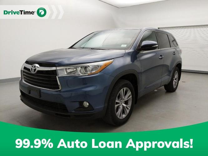 Used 2016 Toyota Highlander LE Plus V6 Greenville, SC