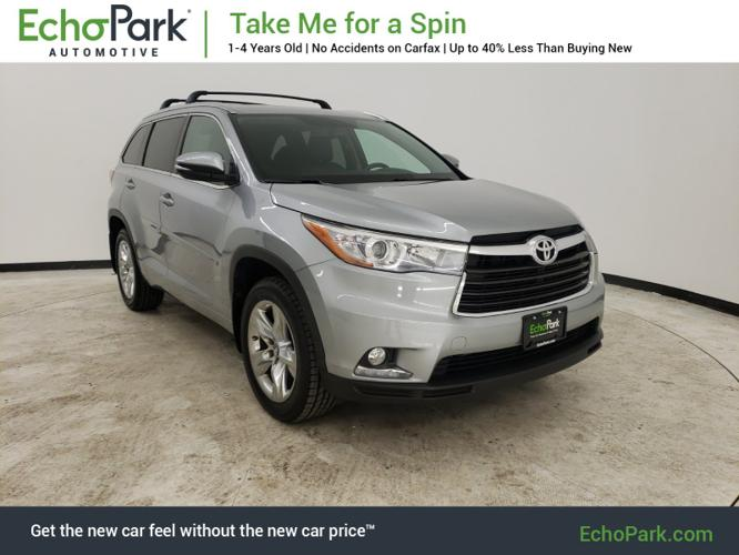 Used 2016 Toyota Highlander Limited Thornton, CO 80233
