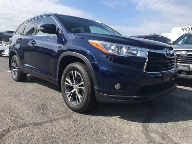 Used 2016 Toyota Highlander XLE V6 Hagerstown, MD 21740