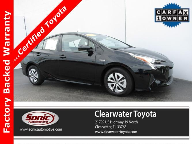 Used 2016 Toyota Prius Four Clearwater, FL 33765