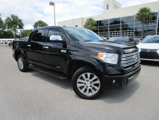 Used 2016 Toyota Tundra 2WD CrewMax FORT MYERS, FL
