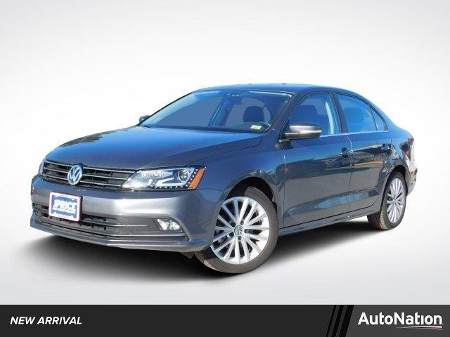 Used 2016 Volkswagen Jetta SEL Sedan Spokane Valley, WA