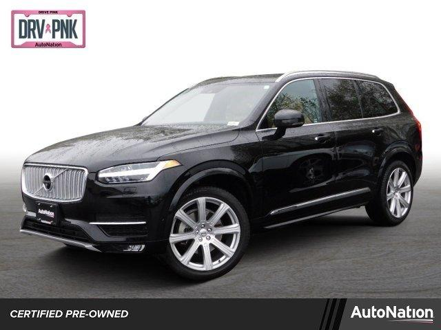 Used 2016 Volvo XC90 AWD T6 First Edition BELLEVUE, WA