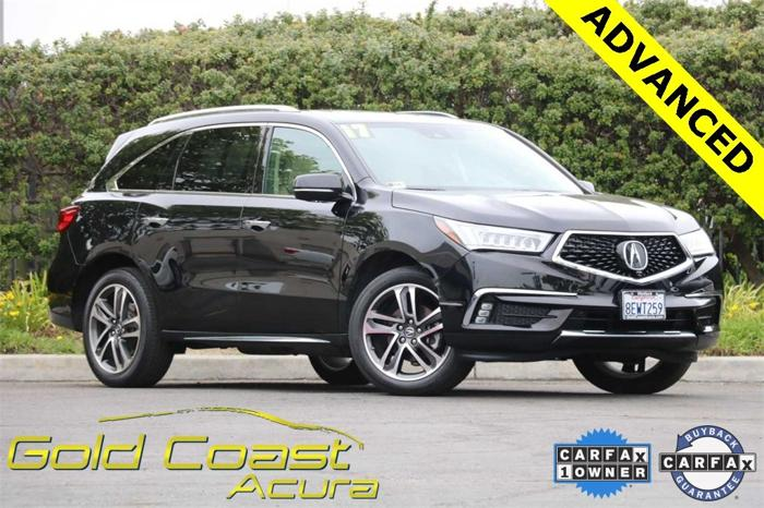 Used 2017 Acura MDX SH-AWD w/ Advance Package VENTURA,