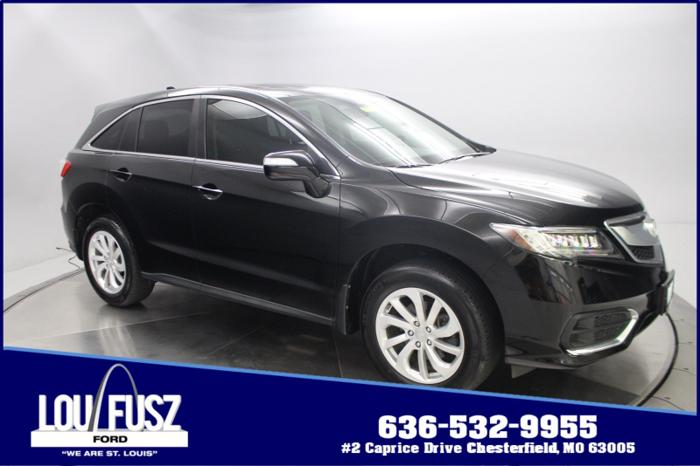 Used 2017 Acura RDX AWD Chesterfield, MO 63005
