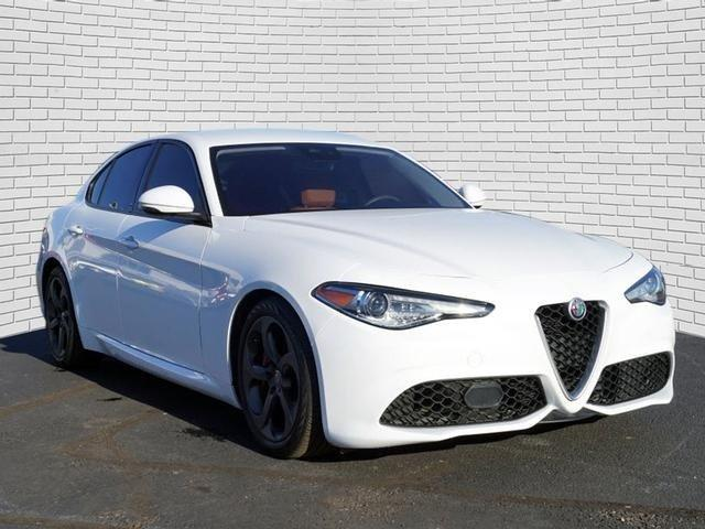 Used 2017 Alfa Romeo Giulia Wichita, KS 67207