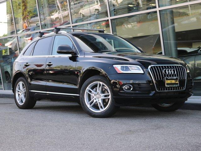 Used 2017 Audi Q5 2.0T Premium LOS ANGELES, CA 90007