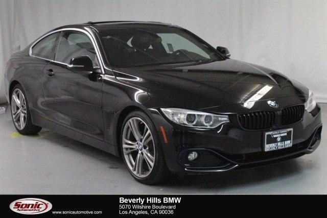 Used 2017 BMW 430i Coupe Los Angeles, CA 90036