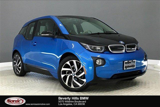 Used 2017 BMW i3 w/ Range Extender Los Angeles, CA