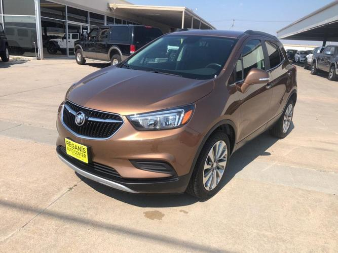 Used 2017 Buick Encore FWD Preferred Scottsbluff, NE