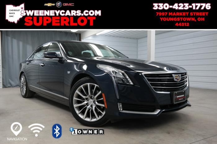 Used 2017 Cadillac CT6 3.6 Luxury AWD Youngstown, OH