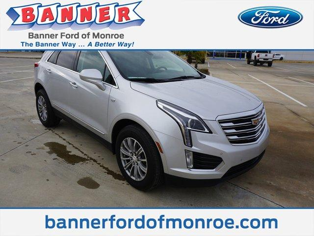 Used Cars Monroe La: Used 2017 Cadillac XT5 AWD Luxury MONROE, LA 71202 For