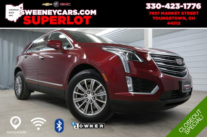 Used 2017 Cadillac XT5 AWD Luxury Youngstown, OH 44512