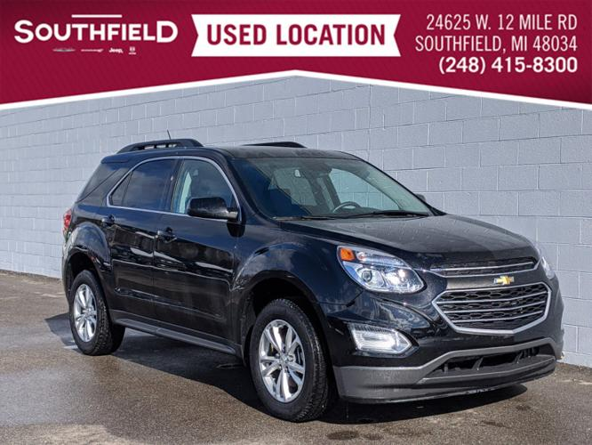 used 2017 chevrolet equinox fwd lt southfield, mi 48034 for sale in southfield, michigan classified americanlisted.com