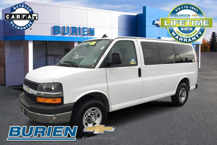 used 2017 chevrolet express 2500 lt passenger burien, wa 98168 for sale in seattle, washington classified americanlisted.com