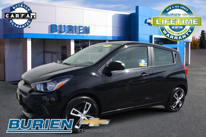 Used 2017 Chevrolet Spark LS Burien, WA 98168