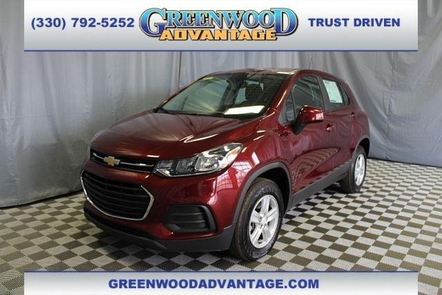 Used 2017 Chevrolet Trax AWD LS Youngstown, OH 44515