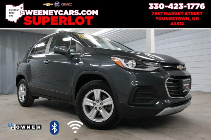 Used 2017 Chevrolet Trax AWD LT w/ 1LT Youngstown, OH