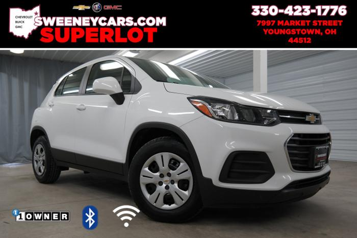 Used 2017 Chevrolet Trax FWD LS Youngstown, OH 44512