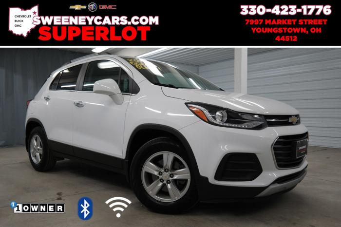 Used 2017 Chevrolet Trax FWD LT w/ 1LT Youngstown, OH