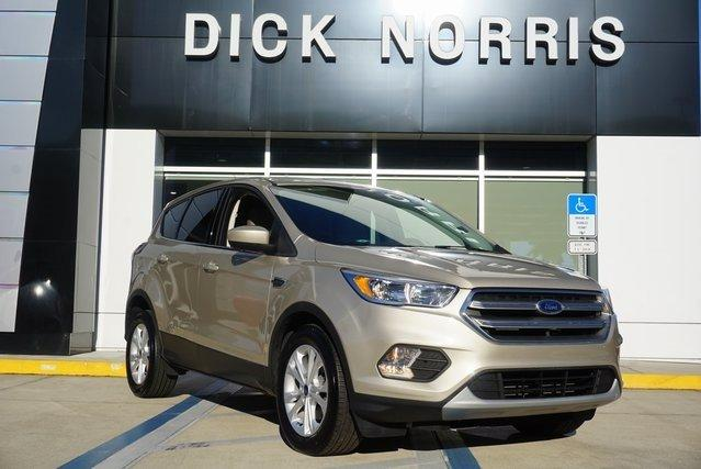 Used 2017 Ford Escape FWD SE Clearwater, FL 33764