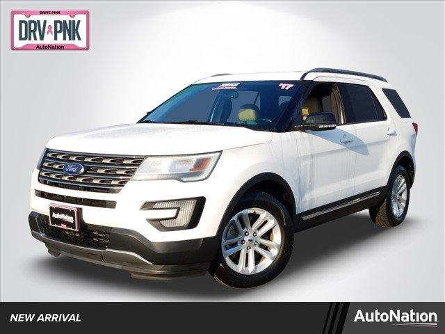 Used 2017 Ford Explorer FWD XLT TORRANCE, CA 90505