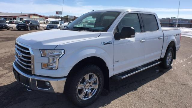 Used 2017 Ford F150 4x4 SuperCrew XLT Great Falls, MT