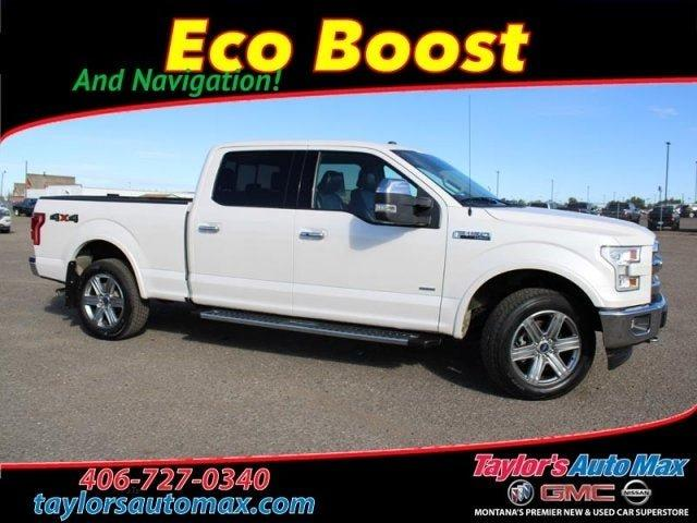 Used 2017 Ford F150 Lariat Great Falls, MT 59405