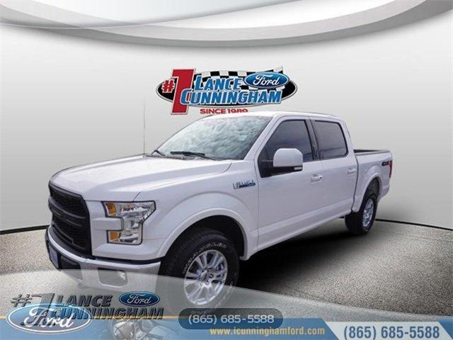 Used 2017 Ford F150 Lariat Knoxville, TN 37912