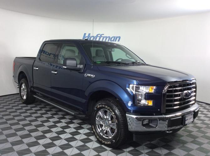 Used 2017 Ford F150 XLT E Hartford, CT 06108