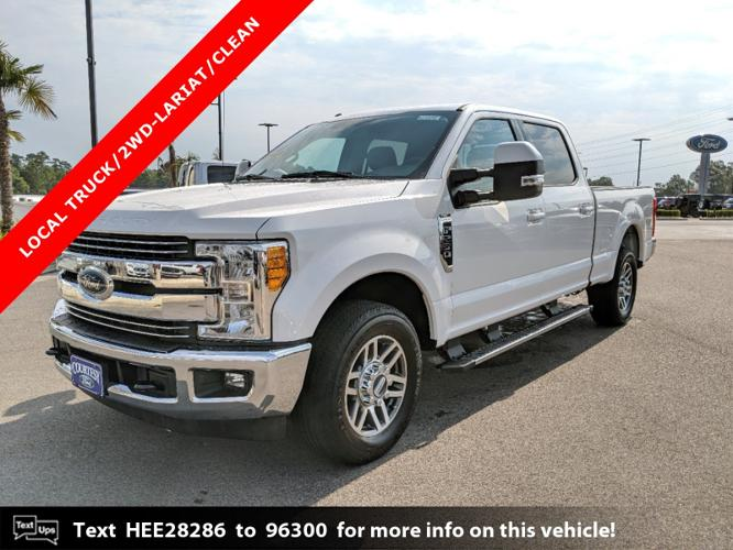 Used 2017 Ford F250 Lariat Hattiesburg, MS 39402