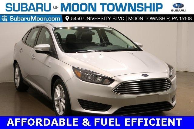 Used 2017 Ford Focus SE Sedan CORAOPOLIS, PA 15108