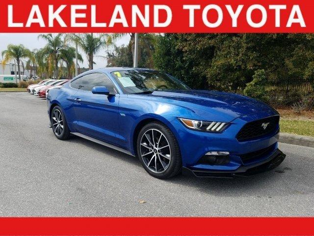 Used 2017 Ford Mustang Coupe Lakeland, FL 33810